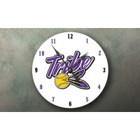 Logo Clock - Tribe